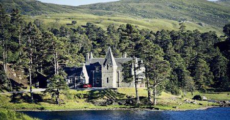 Glen Affric Estate - Highlands Luxury Accommodation