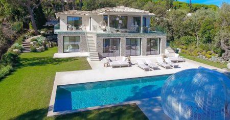 Villa Maya - Ramatuelle Luxury Accommodation
