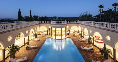 Villa Plages Royal - Ramatuelle Luxury Accommodation