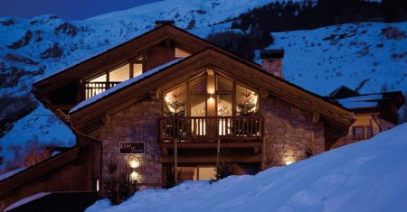 ​Chalet Floralie Luxury Accommodation