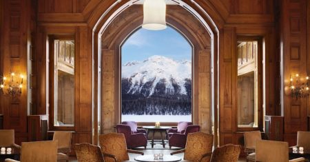 Badrutt's Palace Hotel Luxury Accommodation