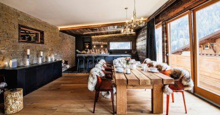 Chalet Bluebird Luxury Accommodation
