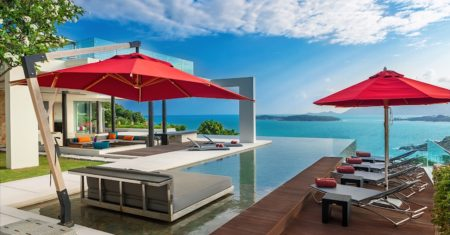 Villa Sangkachai - Koh Samui Luxury Accommodation