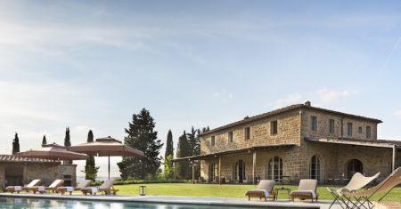 Villa Oddi - Siena Luxury Accommodation