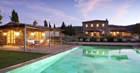 Villa Sant' Anna - Siena Luxury Accommodation