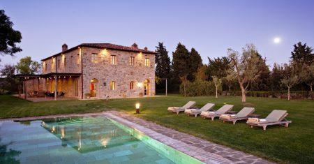 Villa Biondi - Siena Luxury Accommodation