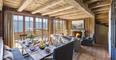 Chalet Aline Luxury Accommodation