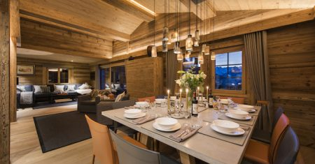 Chalet Daphne Luxury Accommodation