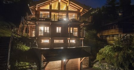 Chalet Les Étrennes Luxury Accommodation
