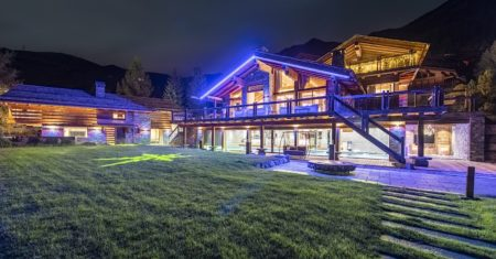 Chalet-Marmottiere Luxury Accommodation