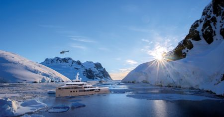 Expedition Yacht 77 - Polar Regions Luxury Accommodation