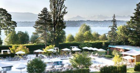 La Réserve Geneva Hotel Spa & Villa Luxury Accommodation