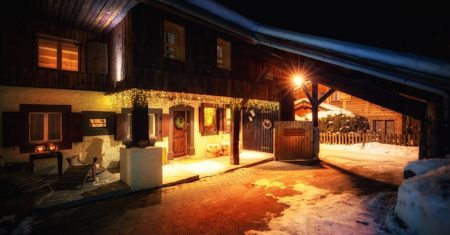 Chalet Fourmiliere Luxury Accommodation
