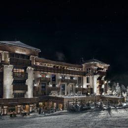 Courchevel Hotel Le Melezin 1