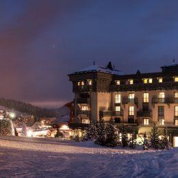 Courchevel Hotel Le Melezin 2