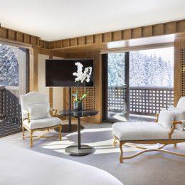 Courchevel Hotel Le Melezin 8A