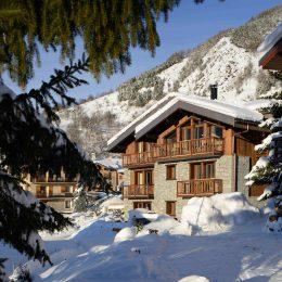 St Martin De Belleville Chamois Lodge 1