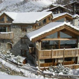 Val Disere Chalet Mistral 1