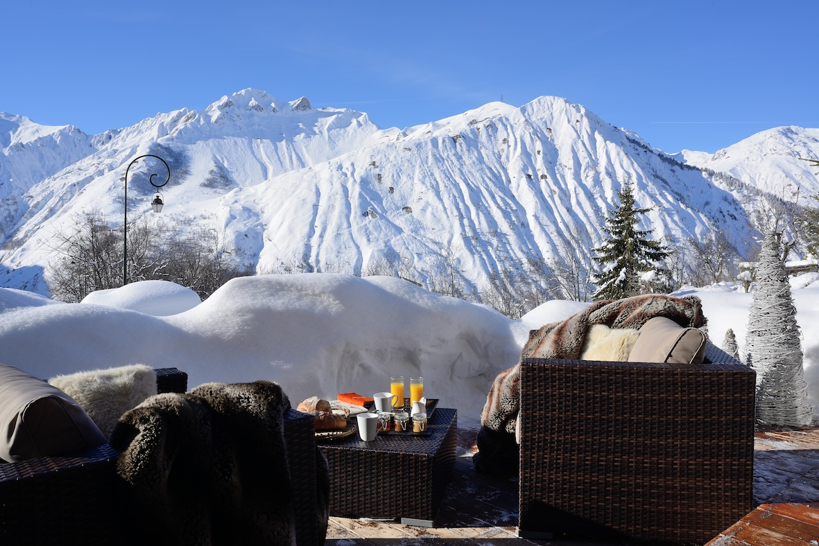 11th & 18th March NOW reduced for Chamois Lodge - St Martin de Belleville