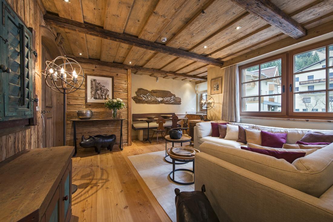 Apartment Soline in St Anton, Austria - White Blancmange