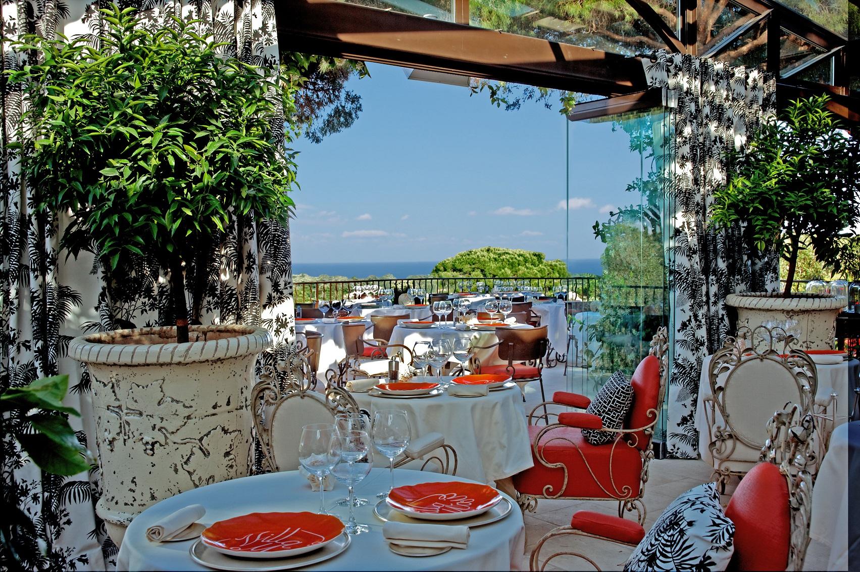 Hotel Villa Marie In Ramatuelle St Tropez France White