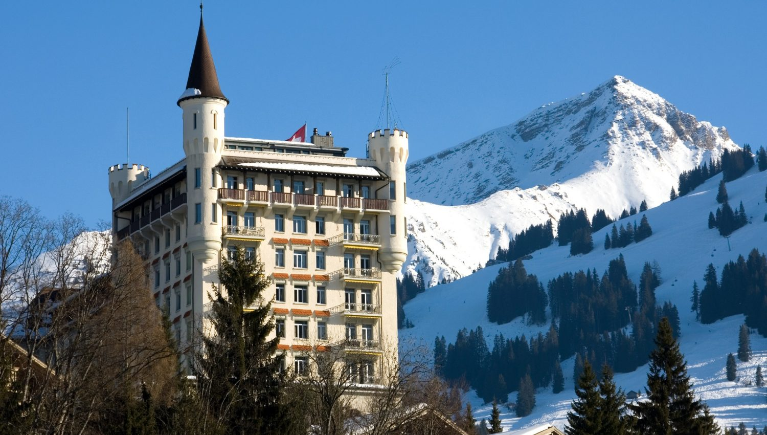 Gstaad-winter