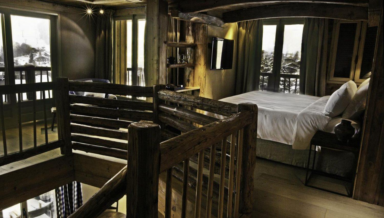 hotel le chalet zannier in megeve france white blancmange. Black Bedroom Furniture Sets. Home Design Ideas