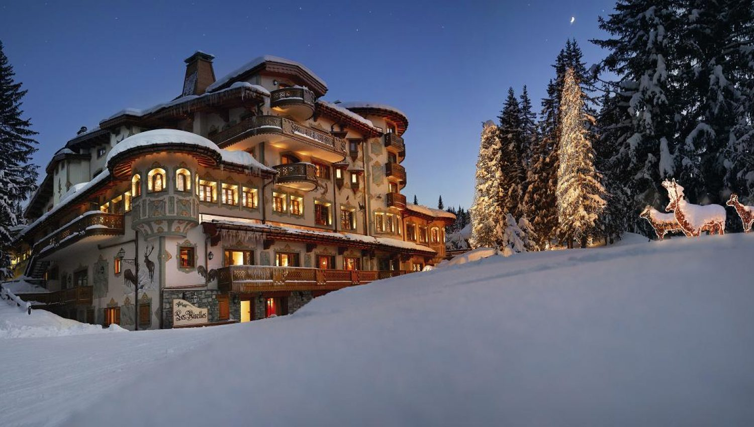 Courchevel France Luxury Hotels