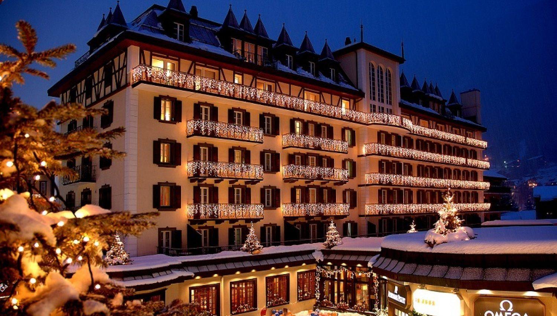 Star Hotel Zermatt Switzerland