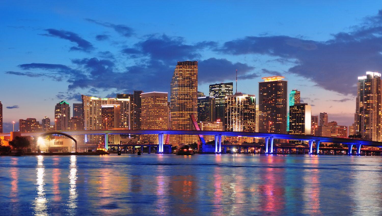 Miami In Summer White Blancmange