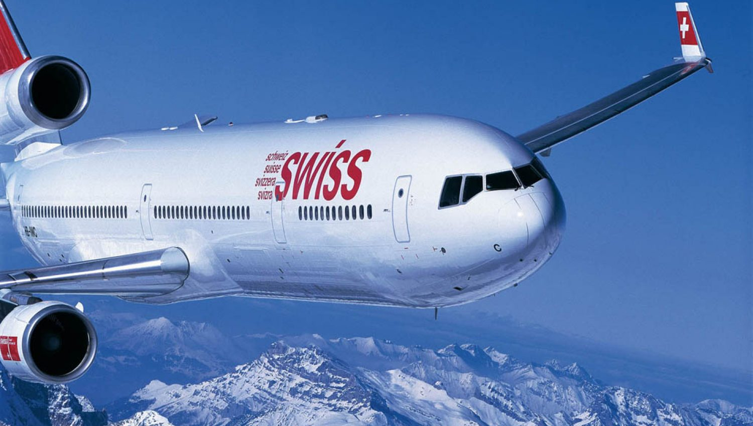 Your Flights With Swiss International Air Lines Your