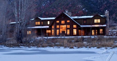 Chalet Roaring River Luxury Accommodation