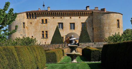 Château de Bagnols Luxury Accommodation