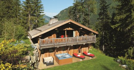 Chalet Baby Bear Luxury Accommodation