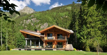 Chalet Cragganmore Luxury Accommodation