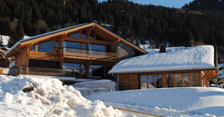 Chalet Maison Blanche et Verte Luxury Accommodation