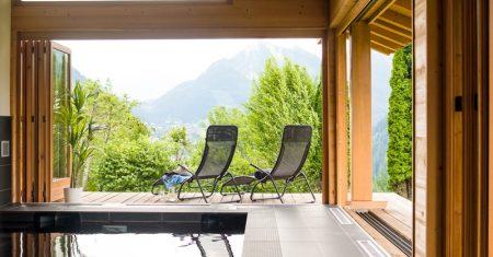 Chalet Maison Blanche et Verte Luxury Accommodation