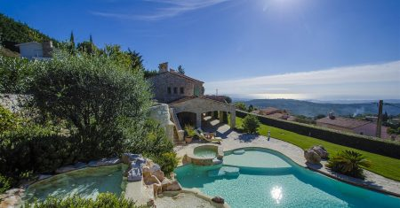 Villa Baside des Virettes Luxury Accommodation