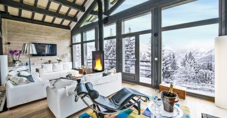 Chalet Le R Luxury Accommodation