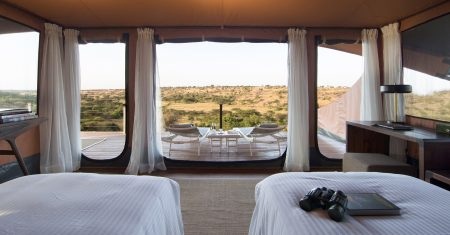 Game Reserve Mahali Mzuri Luxury Accommodation