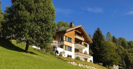 Chalet Chesa Falcun Luxury Accommodation