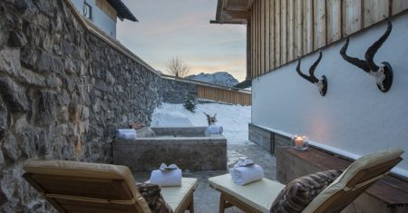 Chalet 1597 Luxury Accommodation