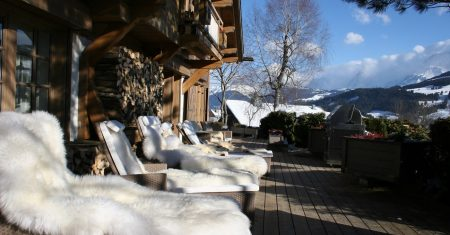 Chalet Blanc Luxury Accommodation