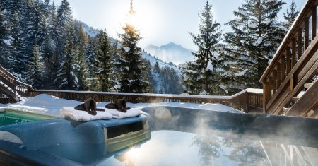 ​Ski Lodge Boréale  Luxury Accommodation
