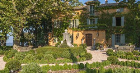 Hotel Domaine de la Baume Luxury Accommodation