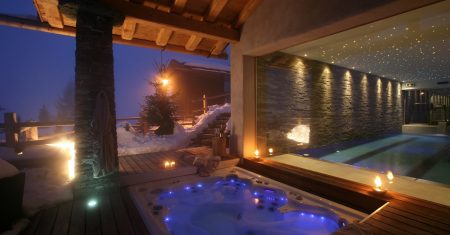 Chalet Spa Verbier Luxury Accommodation