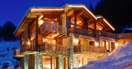 Chalet Les Anges Luxury Accommodation