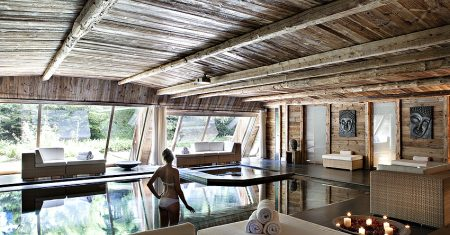 Chalet Angora Luxury Accommodation