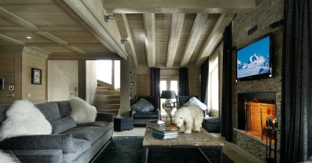 Chalet Black Pearl Luxury Accommodation