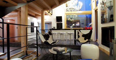 Chalet Cristal Luxury Accommodation